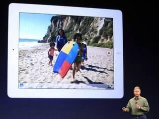 Câmera do novo iPad agora fotografa com 5 megapixels e filma em 1080p