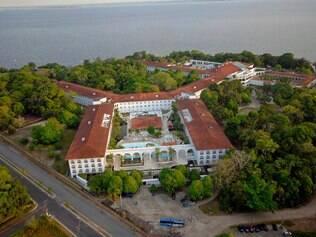 Tropical Manaus fica às margens do rio Negro