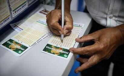Mega-Sena: aposta leva sozinha o prêmio de R$ 40 mi
