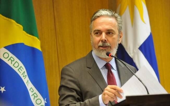 Antonio Patriota entregou cargo de ministro das Relações Exteriores após crise com senador boliviano
