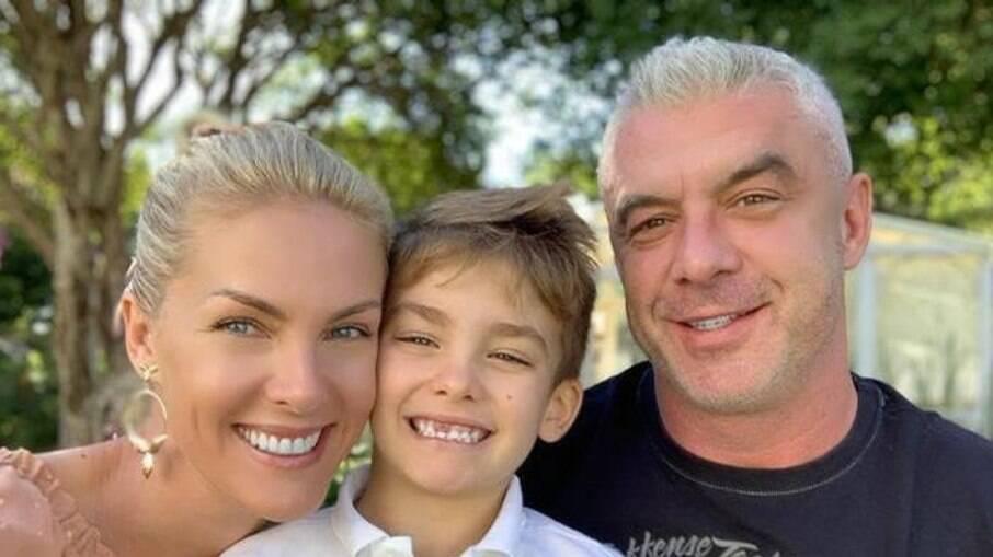 Alexandre Correa teve câncer de pescoço