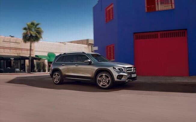 Mercedes-Benz GLB: SUV compacto, mas com capacidade de levar até 7 ocupantes entre os principais atrativos