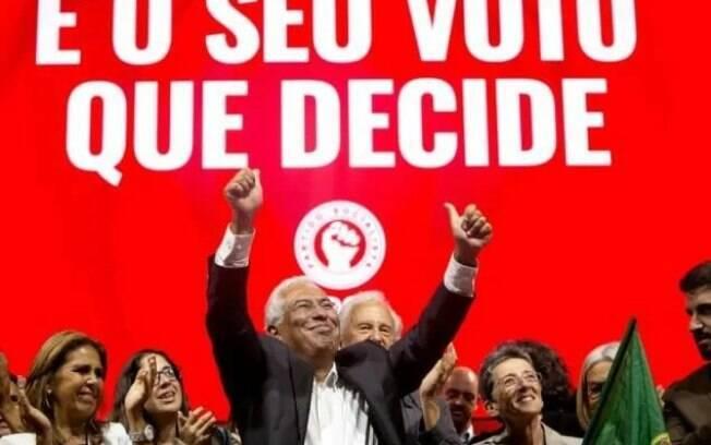 Partido Socialista foi o grande vencedor das eleições portuguesas