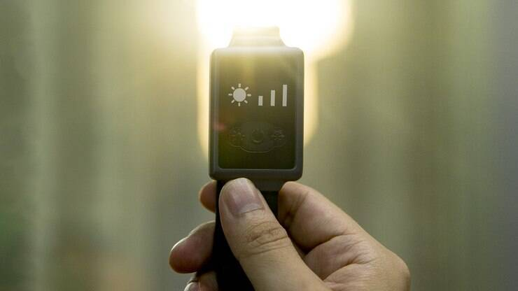 731ac867b9a Empresa inventa relógio digital que funciona como ar condicionado -  Tecnologia - iG