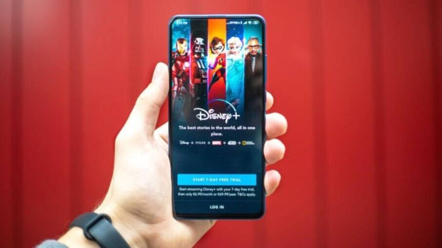 Como mudar a aparência das legendas no Disney
