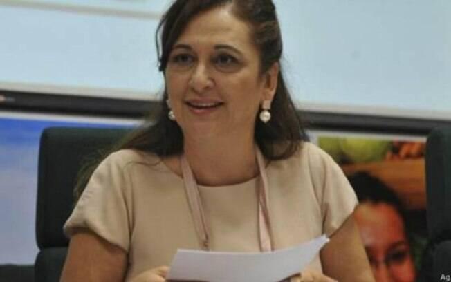 Katia Abreu é nova ministra da Agricultura