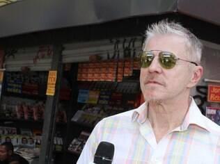 Miguel Falabella rebate acusação de racismo na TV