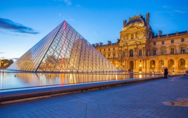 Museu do Louvre, na França