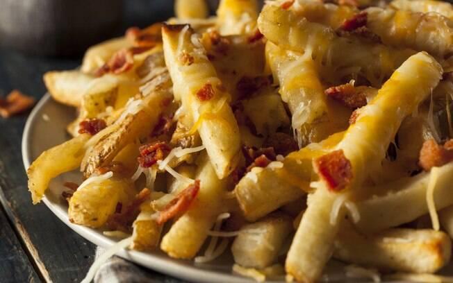 saiba como fazer batata frita sequinha e crocante