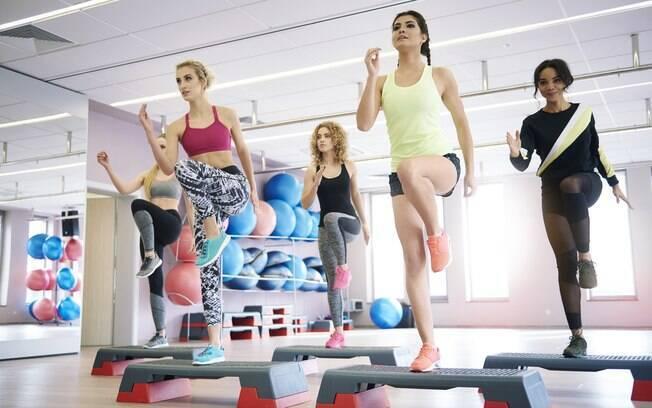 Grupo que praticou exercícios aeróbicos durante o estudo que durou oito meses conseguiu perder quase quatro quilos