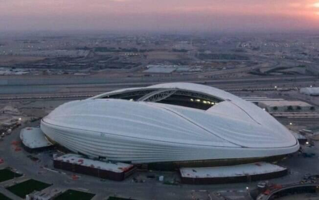 Al Wakrah é o segundo estádio a ser entregue para a Copa do Mundo no Catar