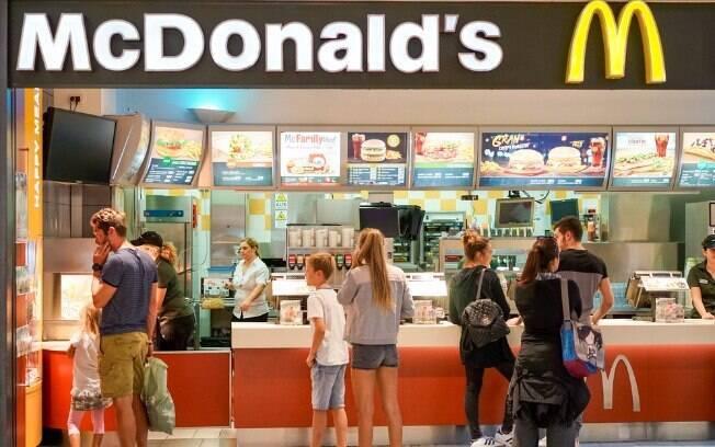 Segundo executivo, McDonald's contrata centenas de pessoas diariamente no Brasil