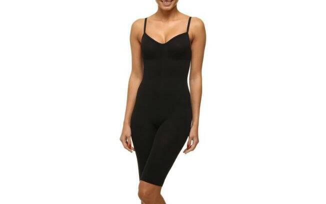 Lingerie: body modelador, Trifil