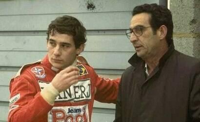 Milton da Silva, pai de Ayrton Senna morre aos 94 anos
