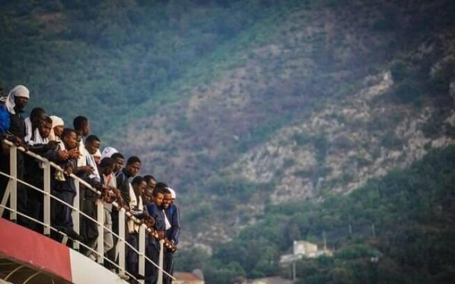 País registrou altos índices de morte de refugiados na travessia