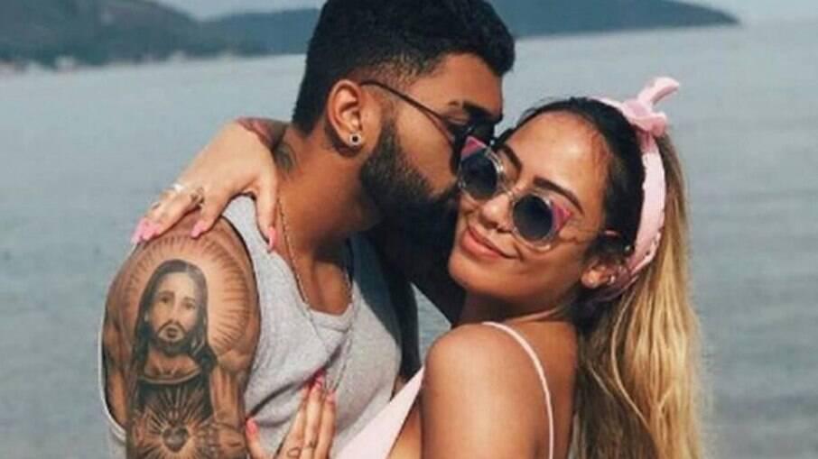 TBT do Amor: Gabigol e Rafaella