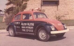 A velha Rádio-patrulha