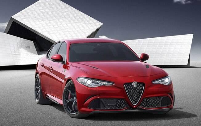 Carros de luxo de Maserati e Alfa Romeo devem ser eletrificados em breve
