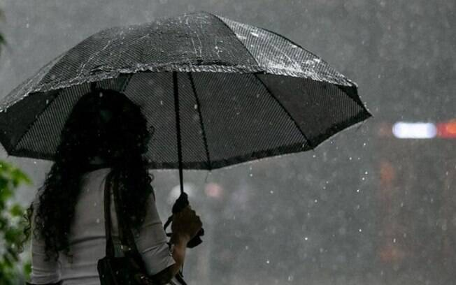 Defesa Civil alerta para chuva forte na região de Campinas
