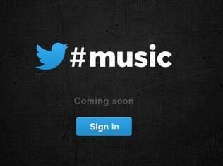 Site de música do Twitter já está no ar, mas aguarda lançamento oficial