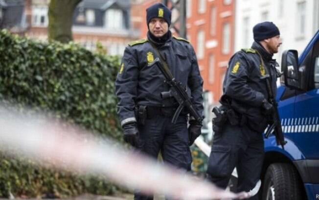 Polícia afirma que atirador agiu sozinho; duas pessoas foram mortas em ataques na Dinamarca