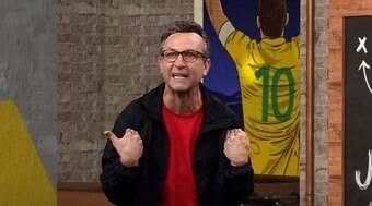 Neto manda indireta para Galvão após polêmica com Neymar