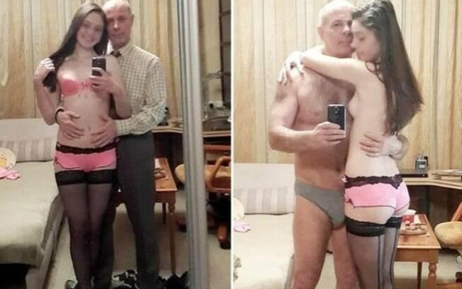 Relacionamento entre professor e aluna foi revelado após publicação de fotos íntimas