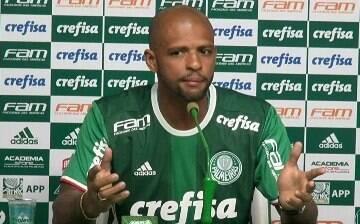Felipe Melo torce por chegada de Drogba e ironiza diretor corintiano