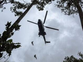 Na selva, Brasil busca estender seu alcance - Brasil - iG