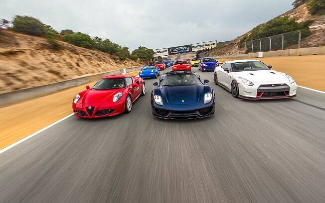 Motor Trend realiza anualmente o