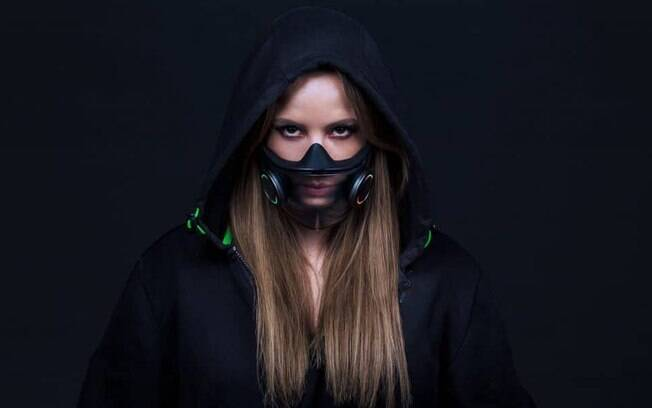 Máscara da Razer