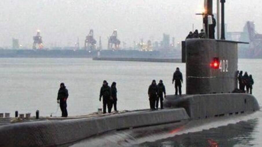 Submarino KRI Nanggala-402