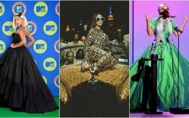Looks das famosas em 2020: Anitta, Beyoncé e Lady Gaga ficaram entre os destaques da moda
