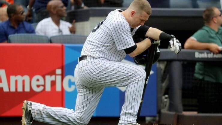 15aea1c49 Bolada de quase 200 km h atinge criança em jogo do Yankees - Beisebol - iG