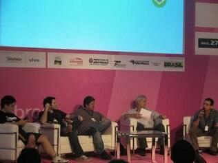 Palestrantes discutem conteúdo grátis na internet e novas formas de monetização durante a Campus Party 2012