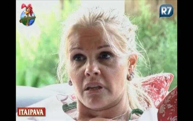 Monique Evans opina sobre a postura de Gui Pádua