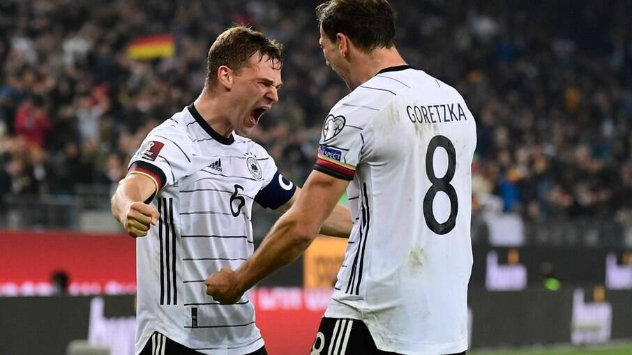 Alemanha voltará a campo nesta segunda-feira pelas Eliminatórias da Copa do Mundo