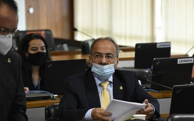 Senador Chico Rodrigues pediu afastamento na manhã desta terça-feira (20)