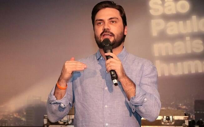 Filipe Sabará passa a apoiar Celso Russomanno