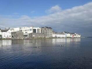 Irlanda  Cidade de Galway - Foto Andrea Juste