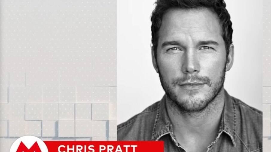 Chris Pratt irá interpretar o herói mais famoso dos jogos