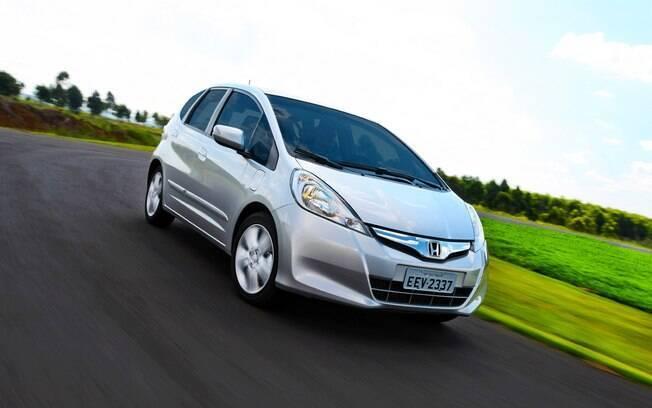 A segunda geração do Honda Fit é uma das convocadas por ainda serem equipadas com os airbags mortais da Takata