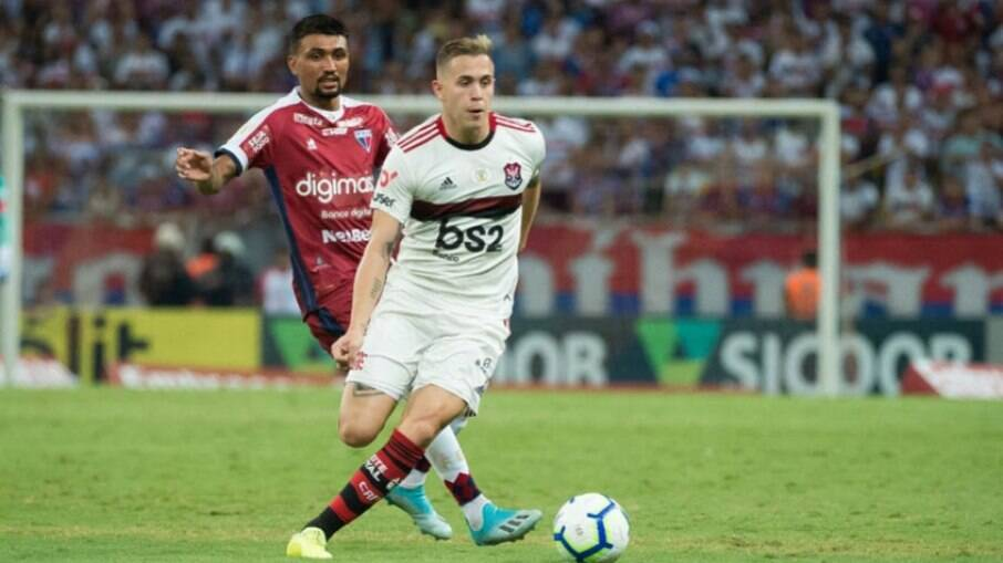 Piris da Motta retornou de empréstimo no último mês ao Flamengo