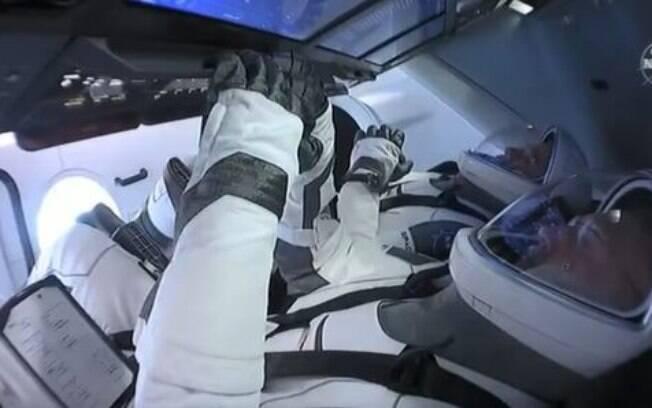 SpaceX será lançada às 17h30 no horário de Brasília