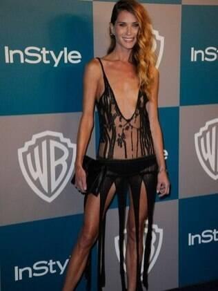 Erin Wasson: extremamente magra