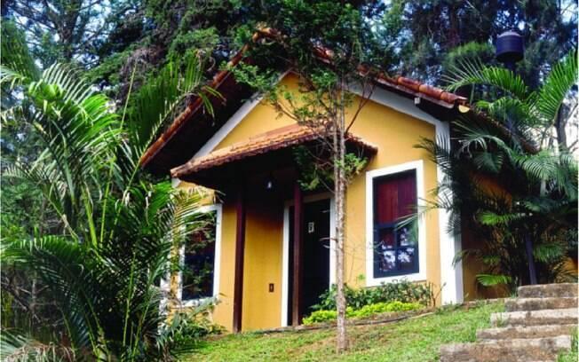 Rústica e acolhedora, a Capim Limão pode ser um lugar certo para você ficar quando for a Monteiro Lobato