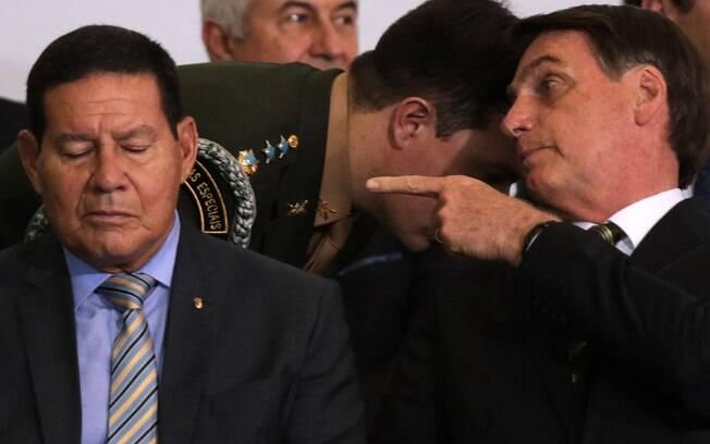 Conselho da Amazônia saiu do Ministério do Meia Ambiente para o comando de Hamilton Mourão