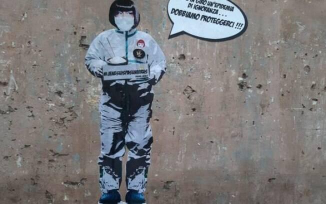 Chineses sofrem xenofobia na Itália por conta do coronavírus