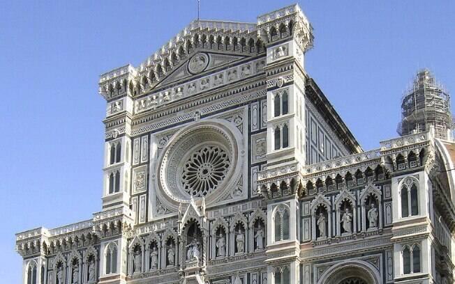 A cada nova tremor, a Catedral de Florença precisa ser verificada