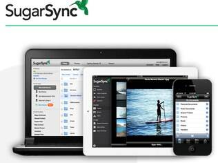 SugarSync oferece aplicativos para quase todas as plataformas móveis